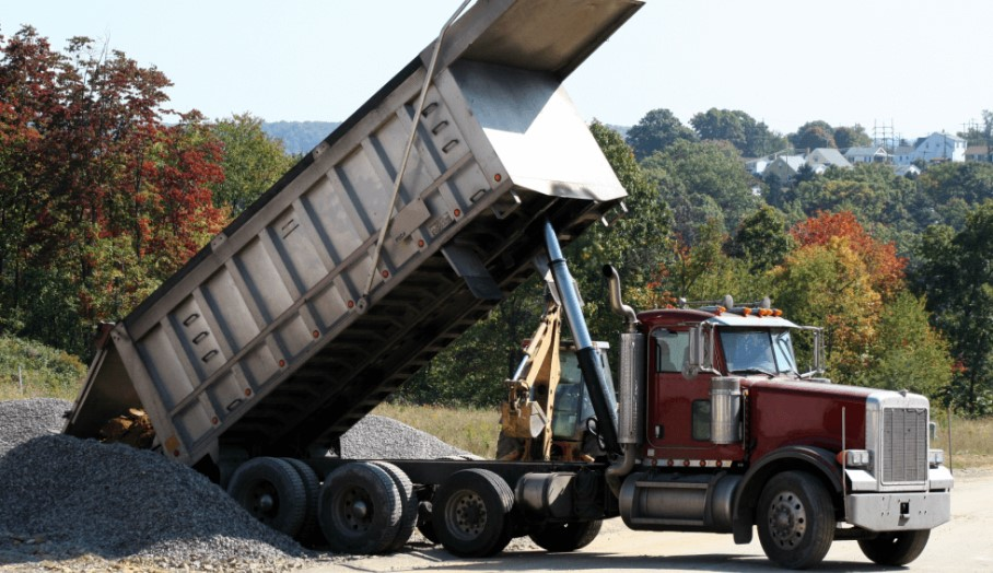 Understand the Function and the Important Parts of a Dump Truck